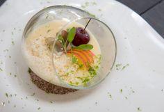 Leite Creme Receita do chefe de cozinha do restaurante Gastrô, do hotel NH Collection Porto Batalha