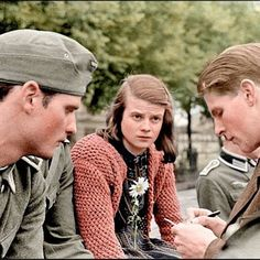 Hans Scholl and his younger sister, Sophie, both became committed anti-Nazis.On February 22, 1943, Hans, Sophie and Probst were found guilty of treason and sentenced to death.