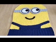 Tuto Facile Tapis, coussin Minions au crochet - YouTube