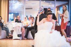 Hochzeitsspiele gehören zu einer Hochzeit genauso wie das Amen zur Kirche.