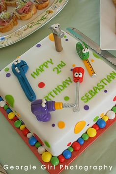 handy manny cake ideas | STUDIO FACILITIES :