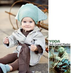 Star Wars Costumes (Yoda)