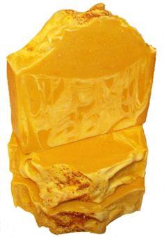 Pumpkin Harvest Silk Soap!  Getting geared up for fall!  $5.00