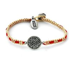 Women's Inspirational Bracelet for Spiritual Safekeeping with Silver Seal of Solomon and Red String MIZZE Made for Luck Jewelry http://www.amazon.com/dp/B008HON1N4/ref=cm_sw_r_pi_dp_9f69wb1ZQZT4N