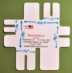 Inky Antics: Bow-Easy Measurements
