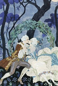 1920 / georges barbier one of my favourite illustrators