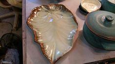 Leaf platter & Beanbowls