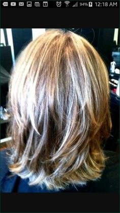 Hair brunette long layers shoulder length 36 Ideas for 2019 Layered Haircuts For Medium Hair, Medium Length Hair With Layers, Medium Hair Cuts, Medium Hair Styles, Short Hair Styles, Medium Bobs, Hair Layers, Medium Layered, Bob Hairstyles 2018