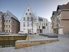 Lorette Convent - Apartments Drbstr / dmvA / ph: Bart Gosselin