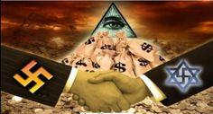 Conoscere la Shoah per capire il passato e il presente: Collaborazione dei sionisti col Terzo Reich Illuminati, Conspiracy Theories, Ufo, Poster, The Beast, Book, Posters