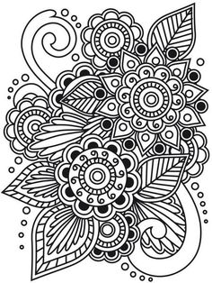 Darice - Embossing Folders - Henna