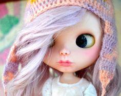Fiona- Custom Blythe Doll