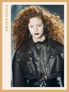 Fashion Week Hair - Louis Vuitton | allure.com
