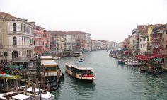Apuntes y Viajes: El Canal Grande