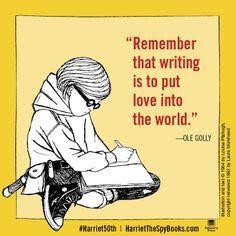 harriet the spy quotes - Google Search
