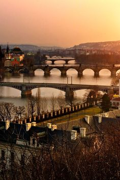 Prague, Czech Republic. My life will be complete the day I make it here with someone l love