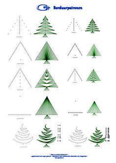 kerstborduurpatroon                                                                                                                                                                                 More