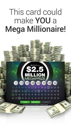 PCH Lotto - Real Cash Jackpots on the AppStore Lotto Lottery, Lottery Winner, Lottery Tickets, Winning The Lottery, Lottery Strategy, Lotto Winners, State Lottery, Play Lotto, Lotto Games