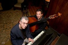 Bob and Rick:  The definition of  quality Jazz in the New York/New Jersey/Connecticut tri-state area!