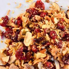 Almond Cranberry Rice Seasoning 1 Pound