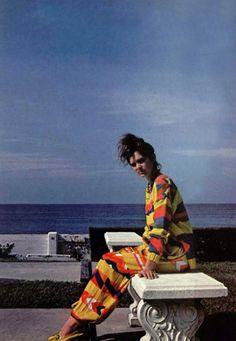 Filati Pucci - L'Officiel magazine 1981