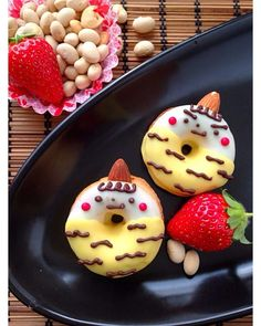 ザッキーさんのデコドーナツ 節分小鬼ちゃん #snapdish #foodstagram #instafood #instasweet #food #homemade #homemadesweets #cooking #japan #japanesefood #wintersweets #和菓子 #手作りおやつ #おやつ #ていねいな暮らし #暮らし #鬼 #ドーナツ #節分 https://snapdish.co/d/qmm5va