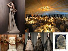 Restoration Hardware Wedding Inspiration. This is AMAZING!!