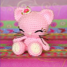 Soft kitty free pattern