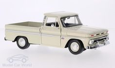 Chevrolet C10 Fleetside Pick Up, hellbeige
