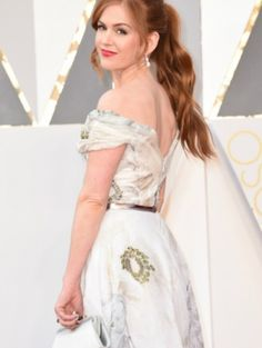 Isla Fisher Oscars 2016