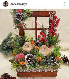 Christmas Bird, Christmas Ornament Crafts, Christmas Projects, Christmas Wreaths, Christmas Home, Christmas Crafts, Christmas Centerpieces, Christmas Decorations, Holiday Decor