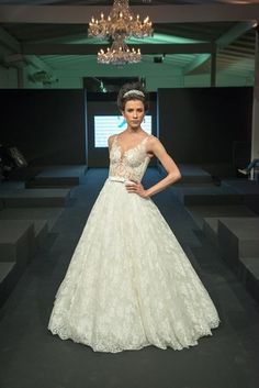 Vestidos de novia 2015 | Faldas voluminosas - Vestidos de novia 2015