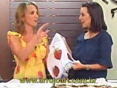 Découpage em tecido parte 2 - http://www.decoracaodecoracao.com/decoupage-em-tecido-parte-2 #decoração - #arquitetura - #paisagismo