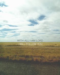 This reminds me of where I walk at. And this is where God speaks to me the most!