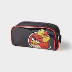 Store those #backtoschool supplies in a fun Angry Birds Pencil Case