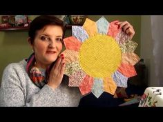 #37 - Patchwork Chic (6/7) - Bolsa de Patchwork com o bloco desconstruindo o nine patch - YouTube