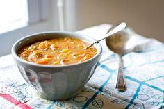Chicken Quinoa Soup (Crock Pot)