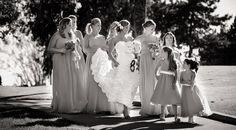 Shadowridge Golf Club – bridal party