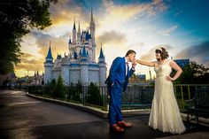 Write your very own fairy tale story with Disney's Fairy Tale Weddings & Honeymoons. Photo: Daniel, Disney Fine Art Photography