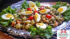 Cozinha Simples da Deia: Salada de Páscoa