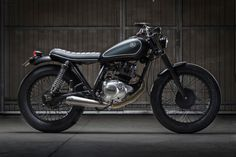 Little Baby: Cafe Racer Dreams' SR125