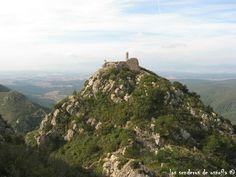 Castillo de El Montmell, Tarragona.