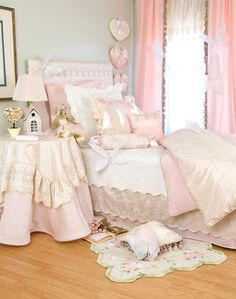Baby Ella Bedding Set - what I REALLY want!!