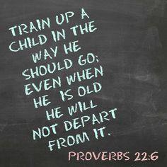 Proverbs 22:6 | Flickr - Photo Sharing!