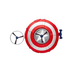 Marvel Avengers: Age of Ultron Captain America Star Launch Shield by Hasbro, Multicolor