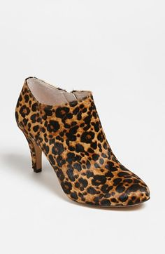 cute leopard booties {Nordstrom}