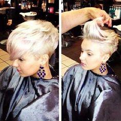30  Cute Short Hairstyles For Girls | http://www.short-haircut.com/30-cute-short-hairstyles-for-girls.html