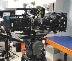 Checking #EquiposOvide #4K para Münchhausen: Sony F55, Fujinon 85-300 Cabrio, O'Connor Cinema Camera, Sony, Film, Fotografia, Movie Camera, Movies, Film Stock, Film Movie, Movie