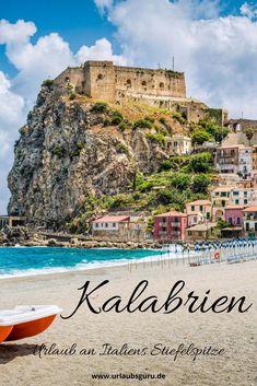 Kalabrien ist die südlichste Region Italiens und vielleicht auch die Schönste von allen. An der Stiefelspitze findet ihr ein Stück Italien, das euch mit kleinen verträumten Städtchen und kristallklarem Meer verzaubern wird. Was die Region sonst noch zu bieten hat, erfahrt ihr in meinen Kalabrien Tipps.