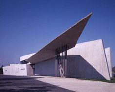 Vita Fire Station, Zaha Hadid